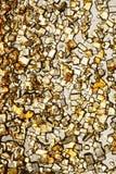 小背景的小卵石 免版税库存照片