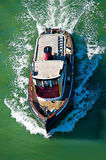 小船一点 免版税图库摄影