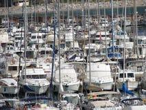 小船交通 免版税库存图片