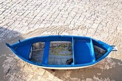 小船准备好的海运 免版税库存图片