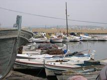 小船叙利亚 免版税库存照片
