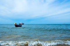 小船和海运 免版税库存照片