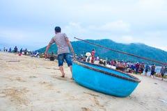 小船和海运 库存图片