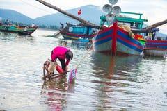 小船和海运 免版税库存图片