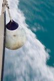小船坐垫 免版税库存照片