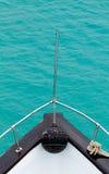 小船弓 库存照片