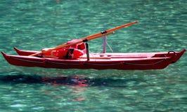 小船抢救 免版税图库摄影