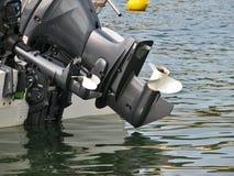 小船推进器 免版税库存图片