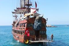 小船旅行 库存图片