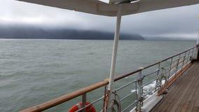 小船旅行 图库摄影