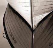 小船木的哥伦比亚河 免版税图库摄影