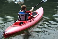 小船桨 免版税库存图片