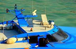 小船水翼艇 库存图片