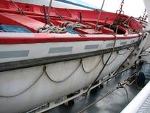 小船生活 库存图片