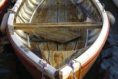 小船码头威尼斯 库存图片