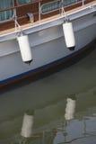 小船缓冲 免版税库存照片