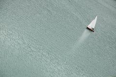 小船航行 免版税图库摄影