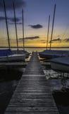 小船船坞(2) 图库摄影