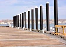 小船船坞(2) 免版税库存图片