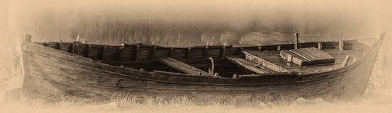 小船艺术照片  免版税库存照片