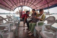 小船运输 免版税库存照片