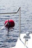 小船细节 免版税库存照片