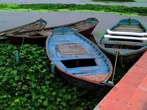 小船 库存照片
