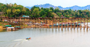 小船gili印度尼西亚在小附近的海岛lombock 图库摄影
