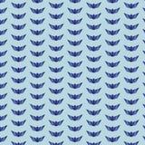 小船origami多角形传染媒介 库存图片