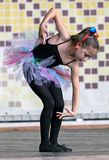 小芭蕾舞女演员4 免版税图库摄影