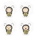 小蜂 免版税库存图片