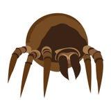 小蜘蛛传染媒介例证 皇族释放例证