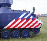 小装甲的坦克 免版税库存图片
