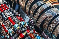 小装饰品和珠宝3 免版税库存图片
