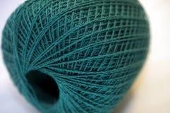 小野鸭美利奴绵羊的美好的毛线细节宏指令特写镜头 免版税库存照片