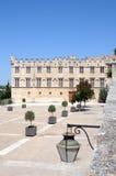 小阿维尼翁的palais 免版税库存照片