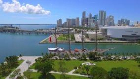 小面包联合迈阿密 股票视频