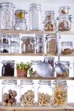小餐具室 免版税图库摄影