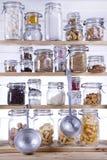 小餐具室 库存图片