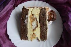 小饼蛋糕 免版税库存照片