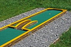 小高尔夫球11 库存照片