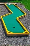 小高尔夫球15 免版税库存图片