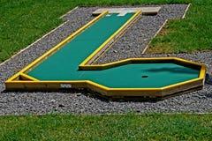 小高尔夫球16 库存图片