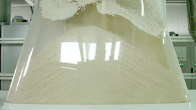 小麦面粉的生产的电子磨房机械 五谷设备 股票录像
