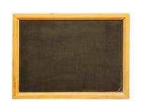 小黑板的学校 图库摄影