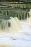 小水坝 库存照片