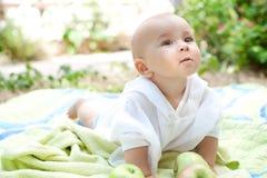 小婴孩 免版税图库摄影
