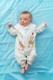 小婴孩 免版税库存图片