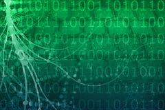 小说网络虚拟事实的科学 图库摄影