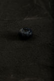 小组蓝莓黑暗的照片宏指令特写镜头 免版税库存图片